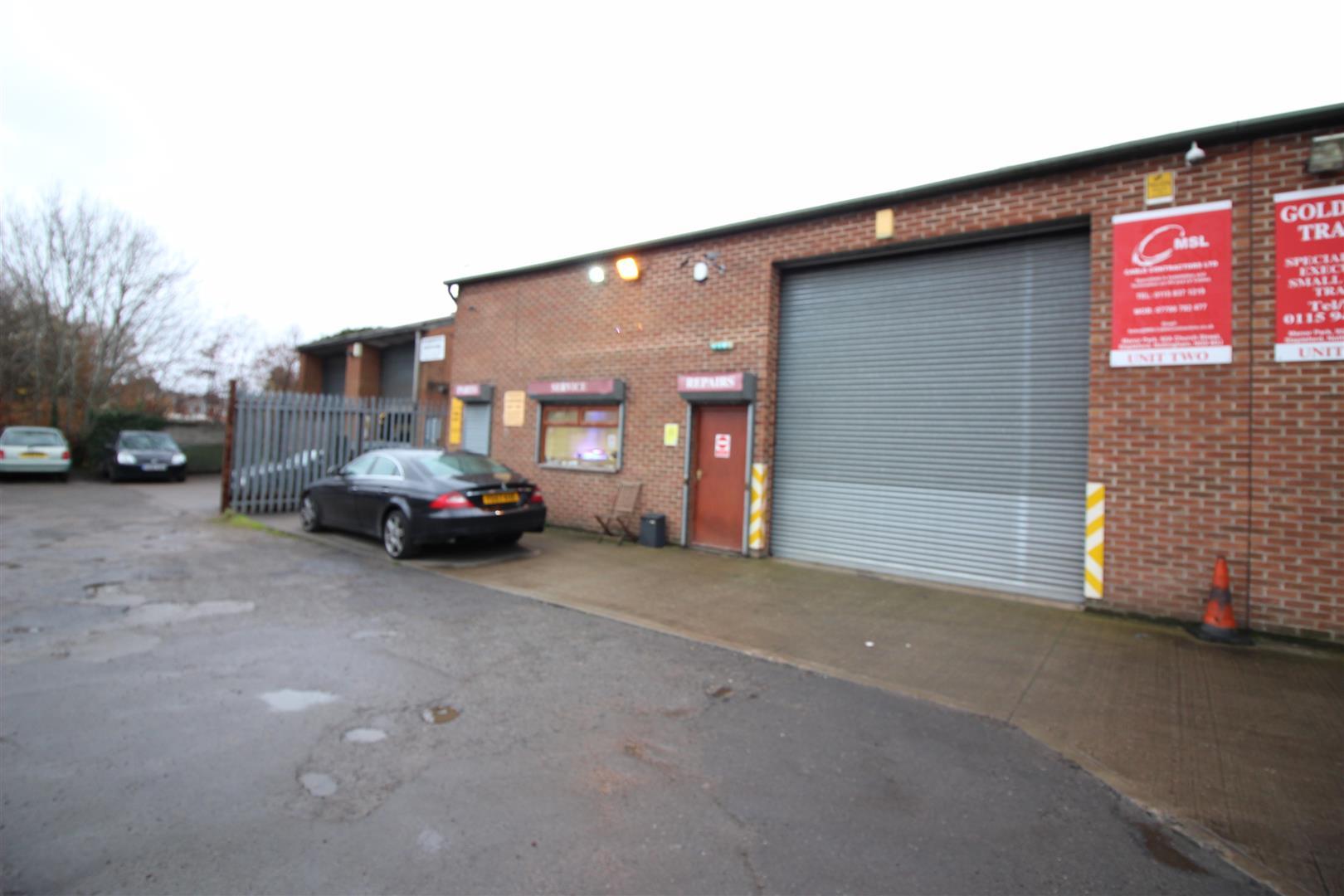 Commercial Property for sale in Church Street, Stapleford, Nottingham